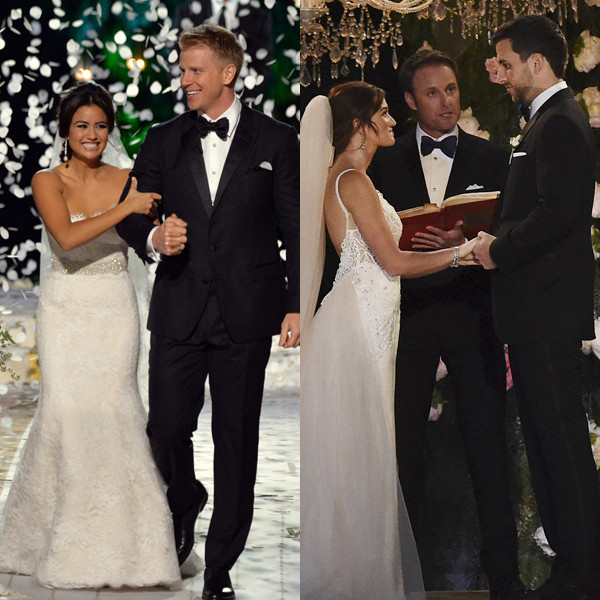 Look Back on All of <I>The Bachelor</I>'s Televised Weddings
