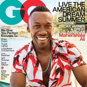 Mahershala Ali, GQ