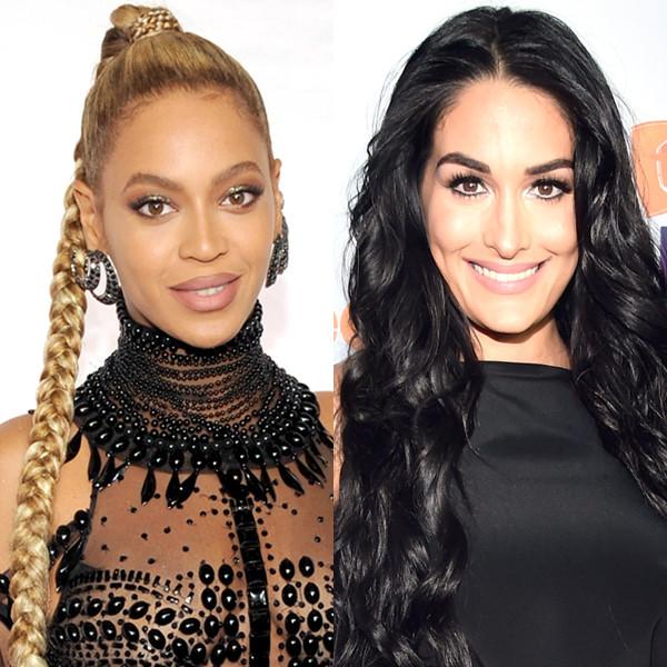 Nikki Bella, Beyonce