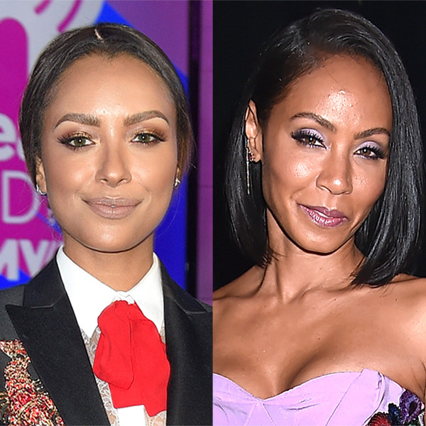 Kat Graham, Jada Pinkett Smith