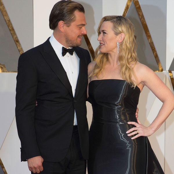 Private Dinner With Leonardo DiCaprio and Kate Winslet Is Being Auctioned Off for Charity