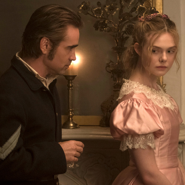 The Beguiled, Colin Farrell, Elle Fanning