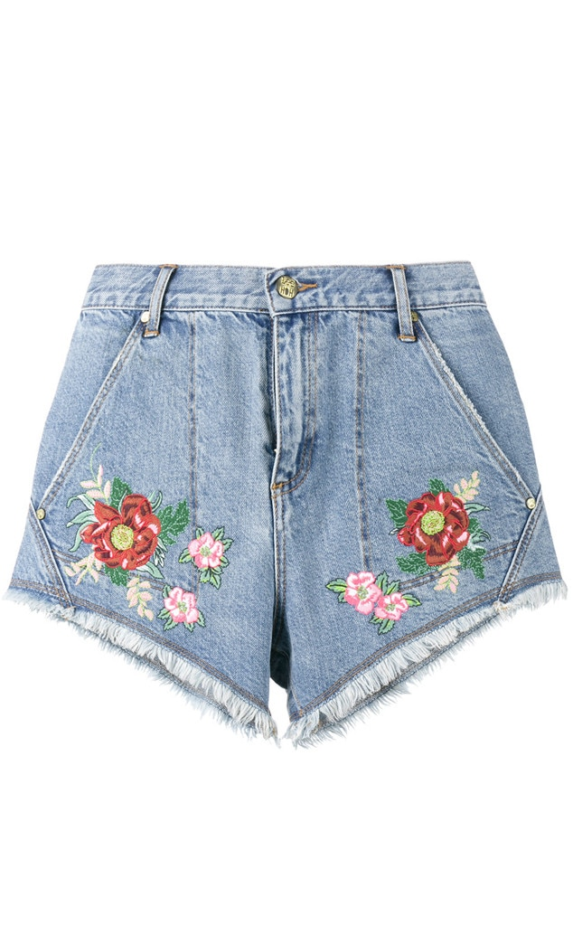 Branded: High-Waisted Shorts