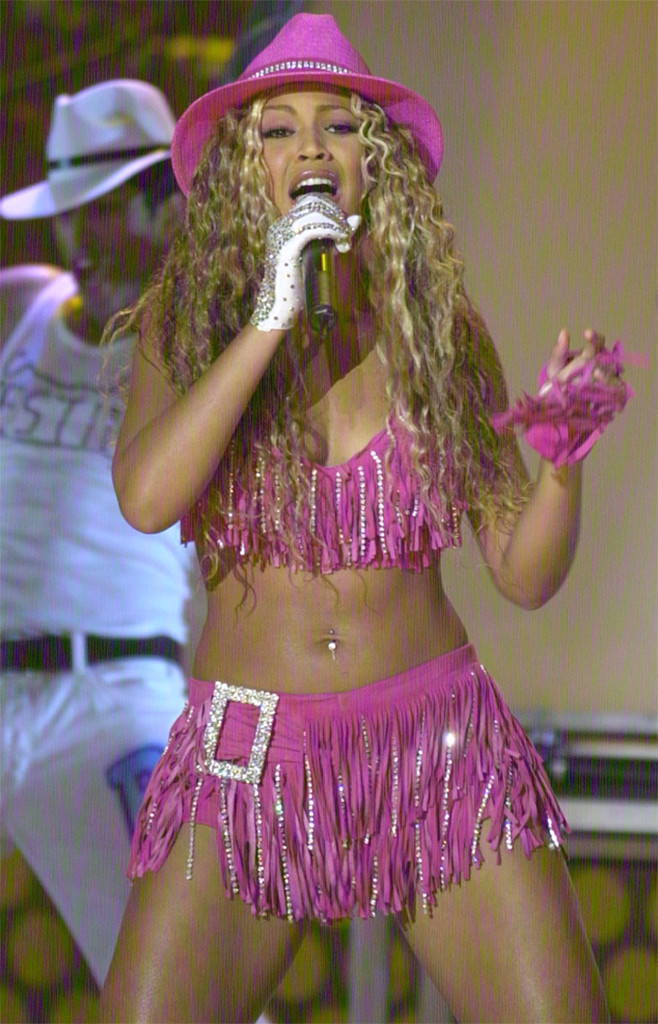 Beyonce, 2001 BET Awards