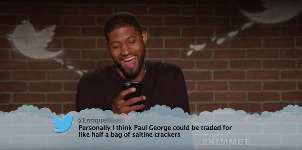 Steph Curry, Magic Johnson, Shaq Read NBA Mean Tweets