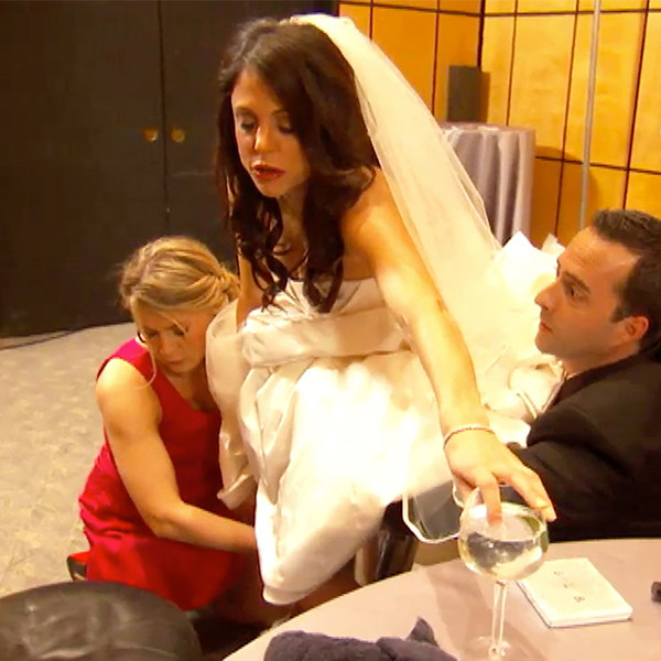 Bethenny Frankel, Wedding Dress