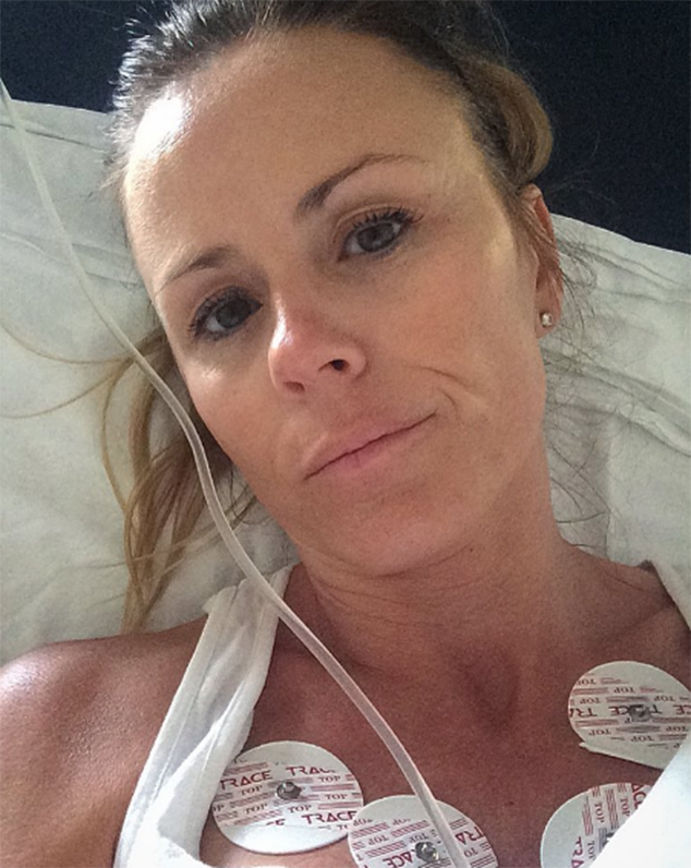 'Bachelorette' Trista Sutter suffers seizure while vacationing in Croatia