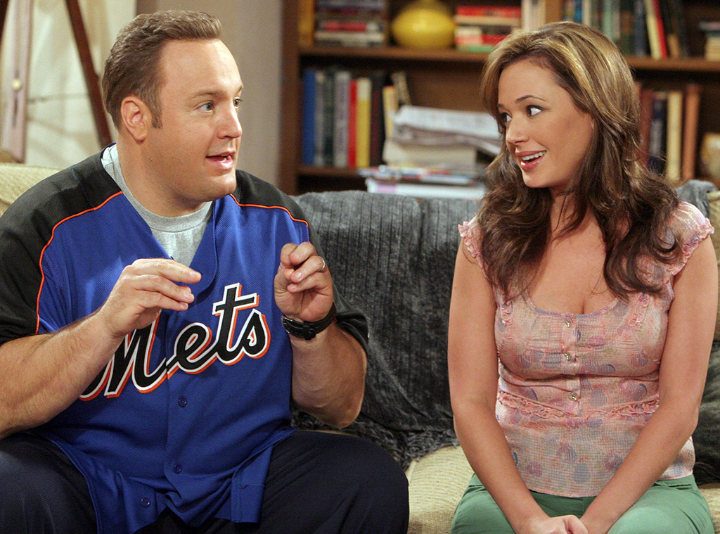 Leah Remini, Kevin James, King of Queens