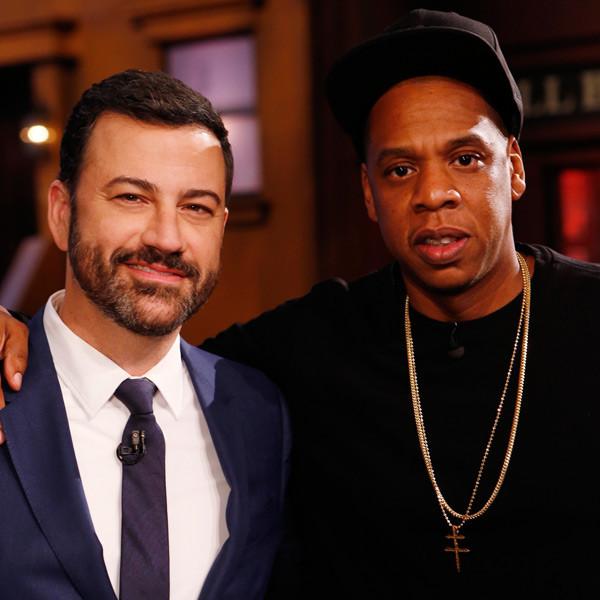 Jimmy Kimmel, Jay Z, Jimmy Kimmel Live