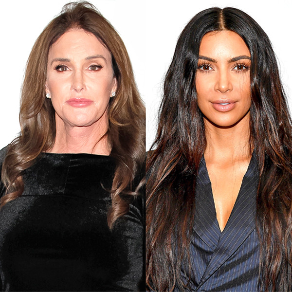 Kim Kardashian, Caitlyn Jenner