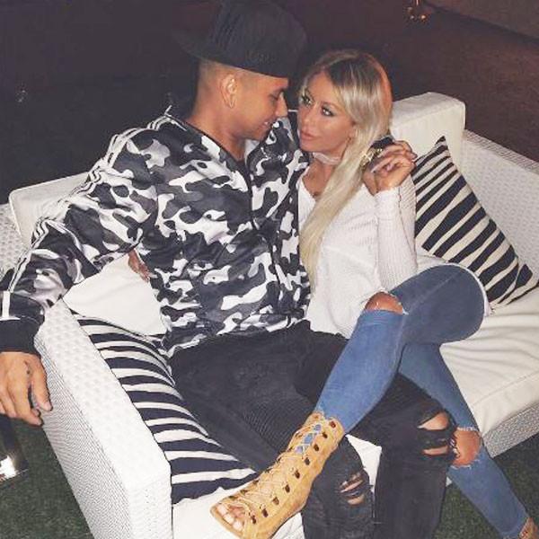 Aubrey dating pauly d