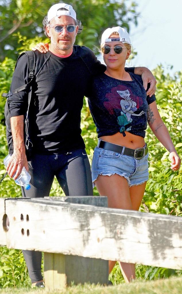 Lady Gaga and Boyfrien...