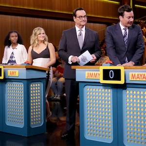 Amy Poehler, Steve Higgins, Jimmy Fallon, The Tonight Show