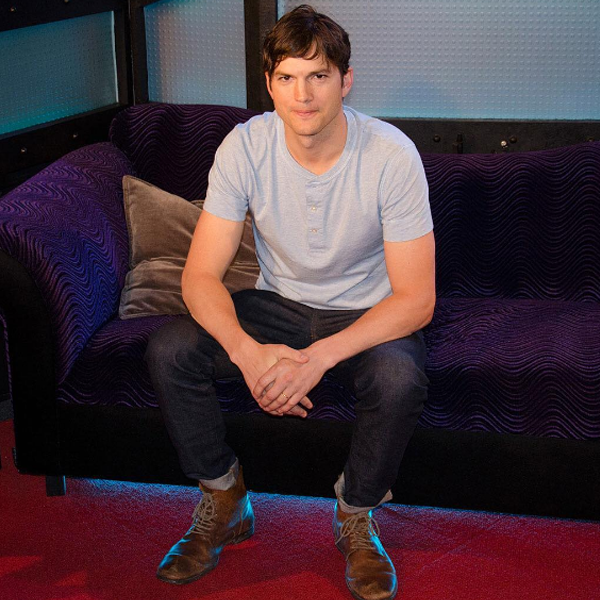 14 Things We Learned From Ashton Kutcher's Interview With Howard Stern: Mila Kunis, Money and More