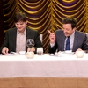 Ashton Kutcher, Jimmy Fallon, Vanessa Hudgens, Liam Payne, The Tonight Show