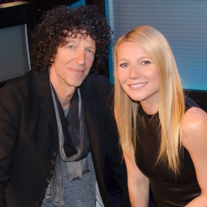 Gwyneth Paltrow, Howard Stern