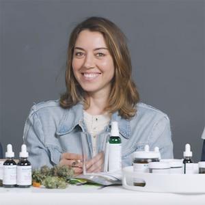 Aubrey Plaza, Weed Nuns