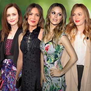 2000s Actresses, Alexis Bledel, Mandy Moore, Rachel Bilson, Leighton Meester