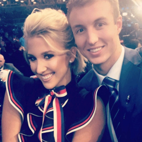 'He's My Guy': Savannah Chrisley Dating Newly-Drafted NBA Player Luke Kennard