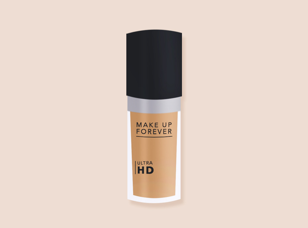 This Make Up For Ever Foundation Covers Everything | E! News
