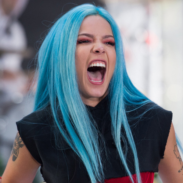 "Halsey Calls Iggy Azalea a ""F--king Moron"" and Calls Quavo ""Misunderstood"""
