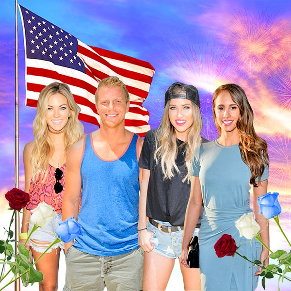 Fourth of July: Bachelor Nation Style