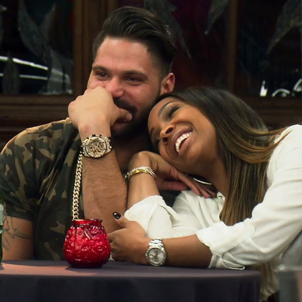 Famously Single 201, Ronnie Magro-Ortiz, Malika Haqq