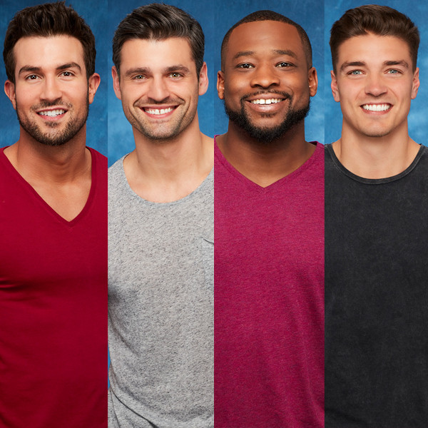 The Bachelor, Peter, Bryan, Kenny, Dean