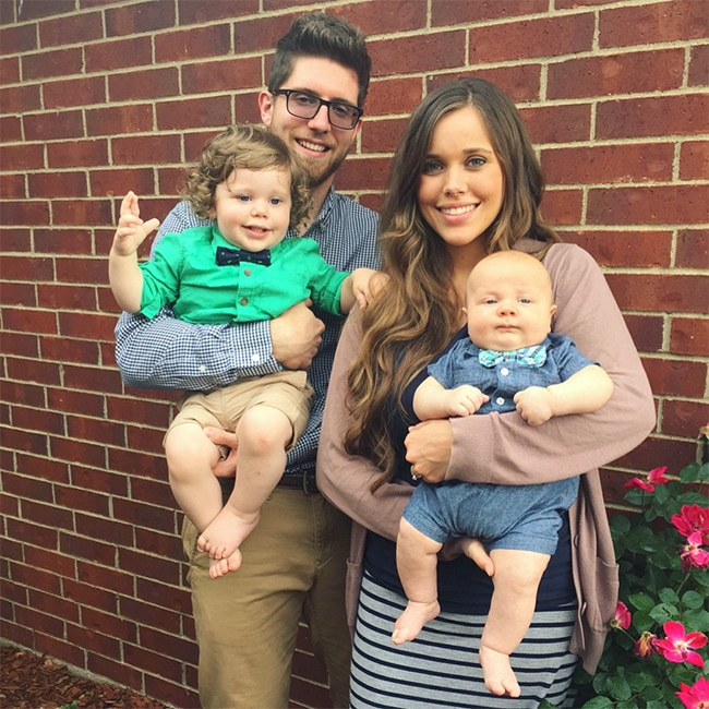 Jessa Duggar Gets Family Support While In Labor Before Birth Of Baby No. 2