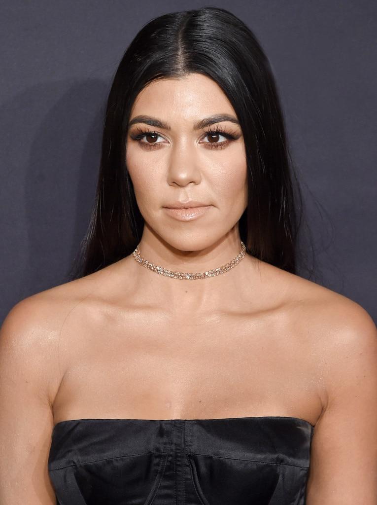 Kourtney kardashian makeup products