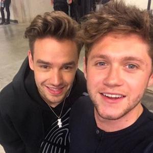 Niall Horan, Liam Payne, Twitter