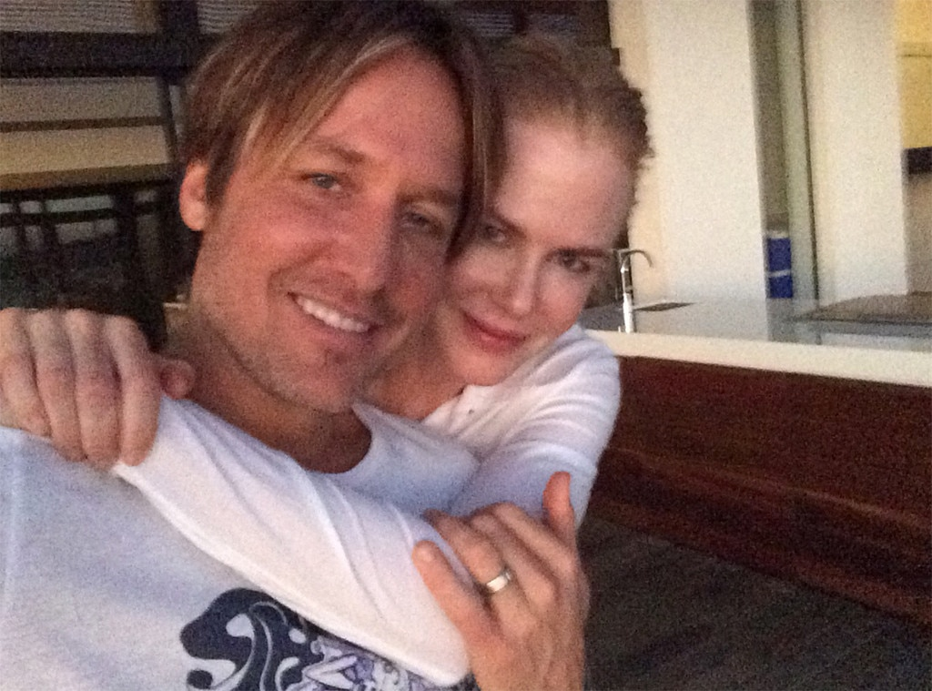 Keith Urban Puts All You Other Guys To Shame With Adorable Anniversary Post To Nicole Kidman
