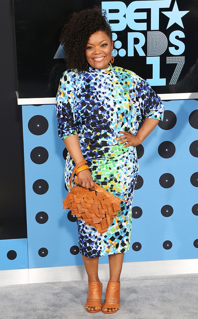 Yvette Nicole Brown, 2017 BET Awards, Arrivals