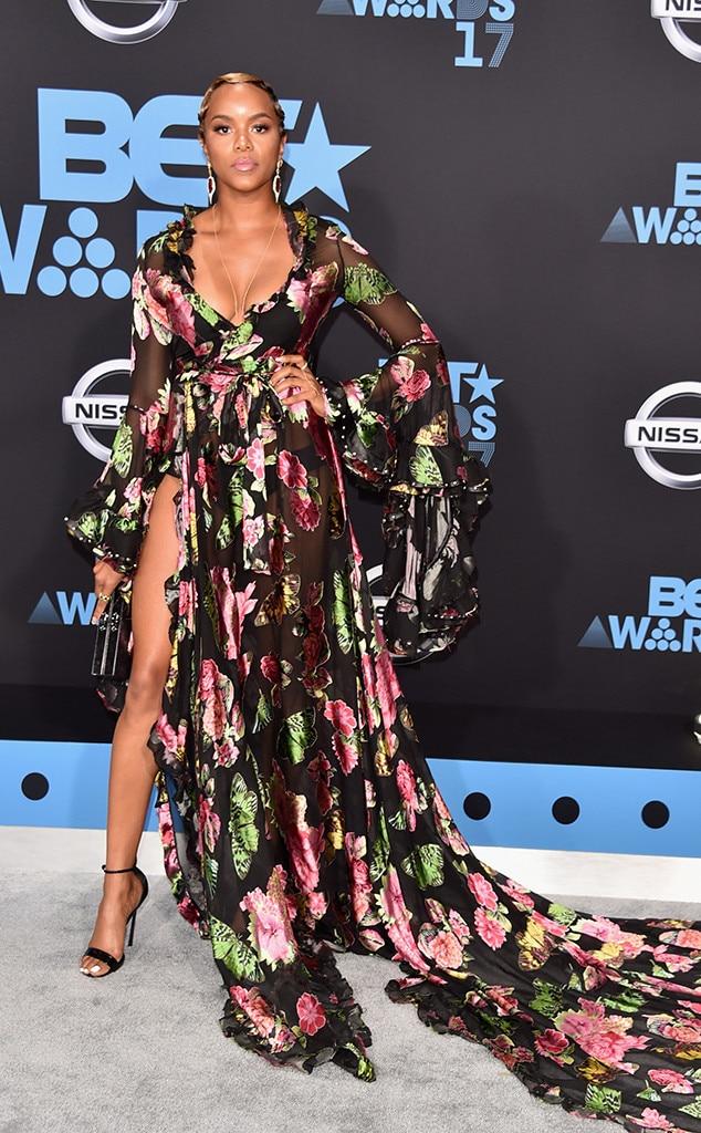 LeToya Luckett, 2017 BET Awards, Arrivals