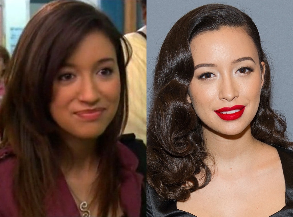 Neds Declassified School Survival Guide, Then and Now, Christian Serratos