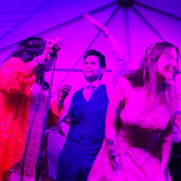 Penn Badgley and Domino Kirke Get Married (Again)