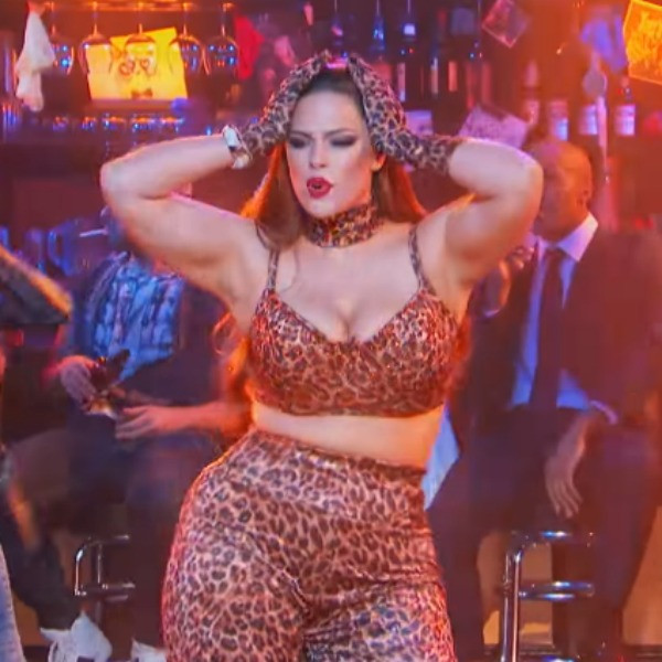 Ashley Graham, Lip Sync Battle