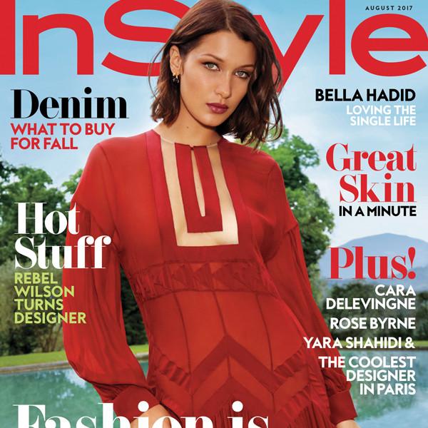Bella Hadid, InStyle