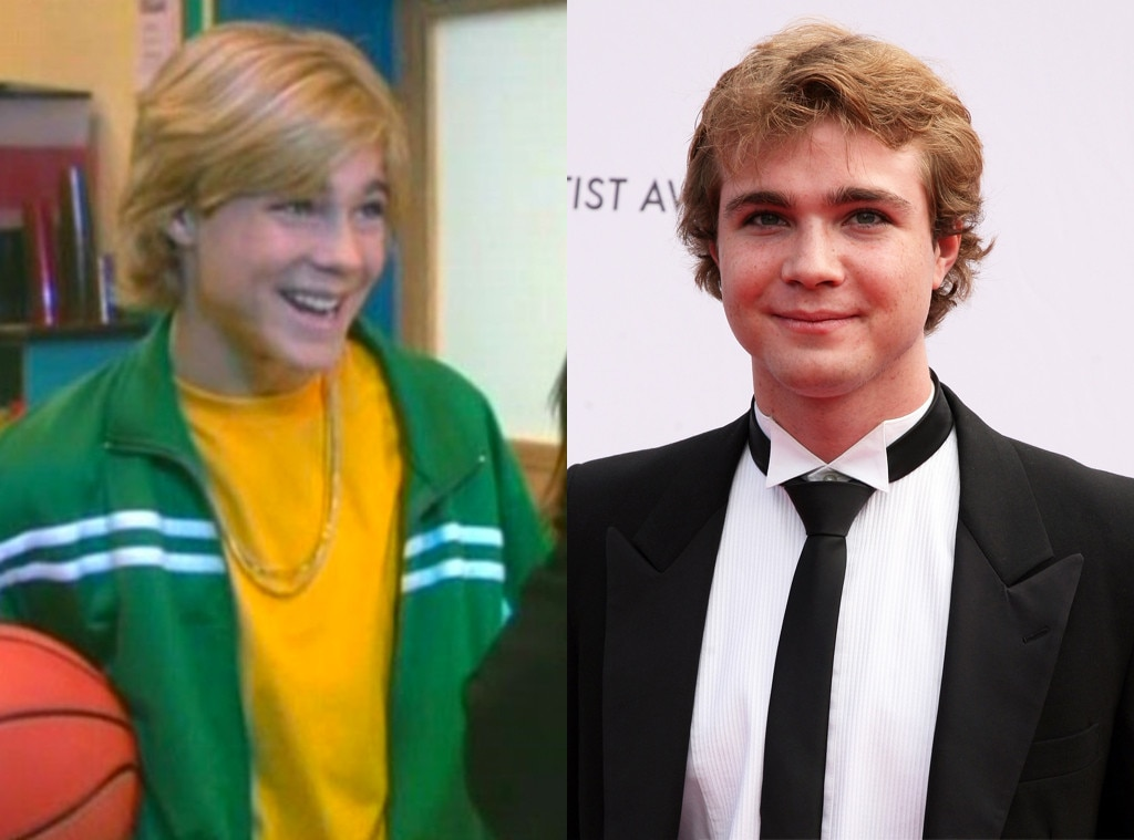 Neds Declassified School Survival Guide, Then and Now, Alex Black