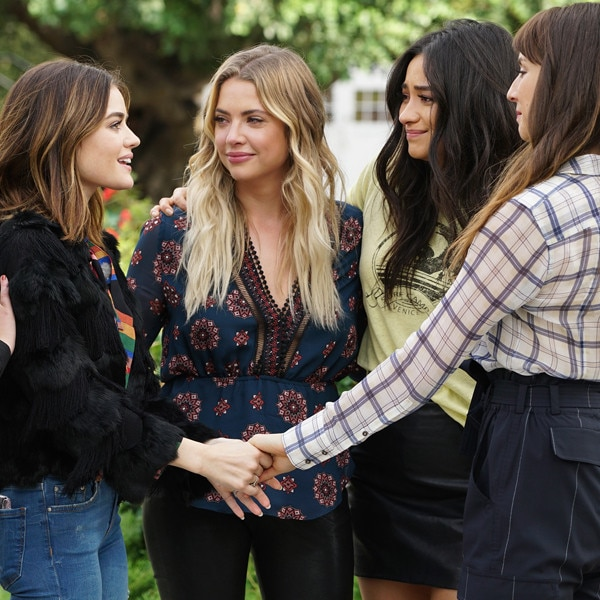 Pretty Little Liars Was Spencer's Journey All Along, Not Alison's