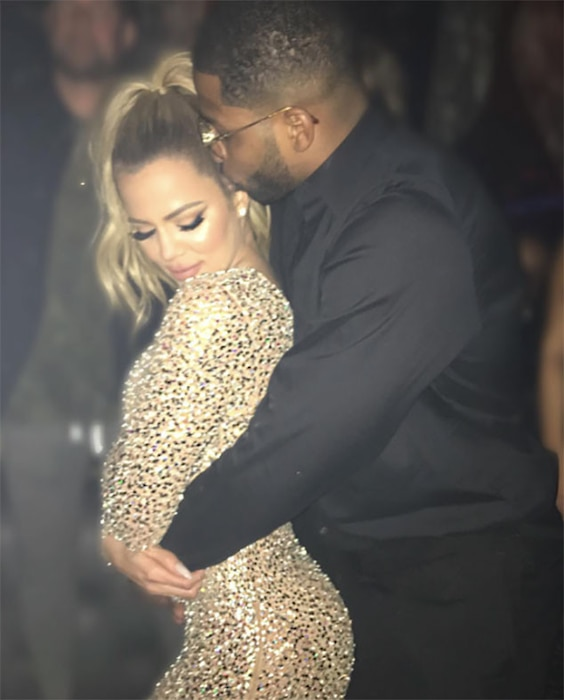 Khloe Kardashian, Tristan Thompson, Cutest Moments