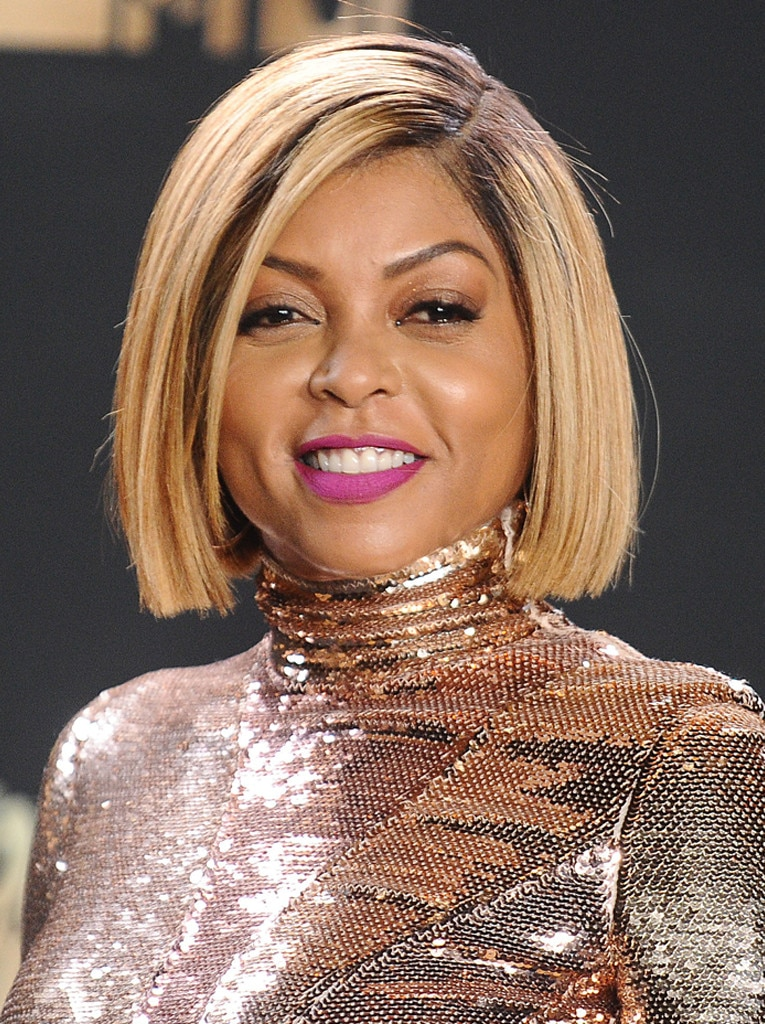 ESC: Taraji P. Henson, The Blonde Bob