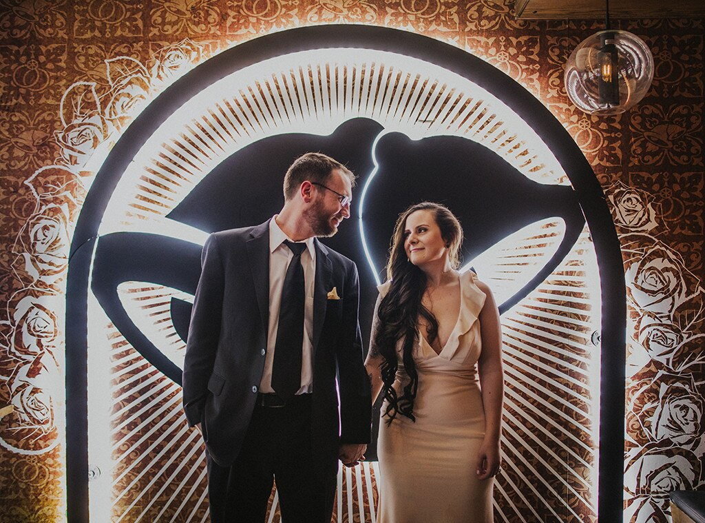 Dan Ryckert, Bianca Monda, Taco Bell Wedding