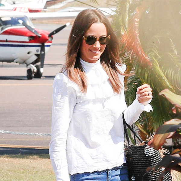 Pippa Middleton's Favorite Shoes