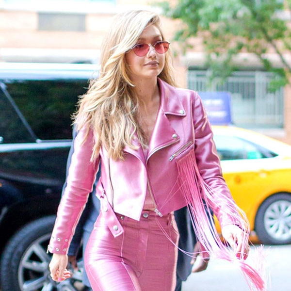 Dare to Wear: Millennial Pink Like Gigi Hadid