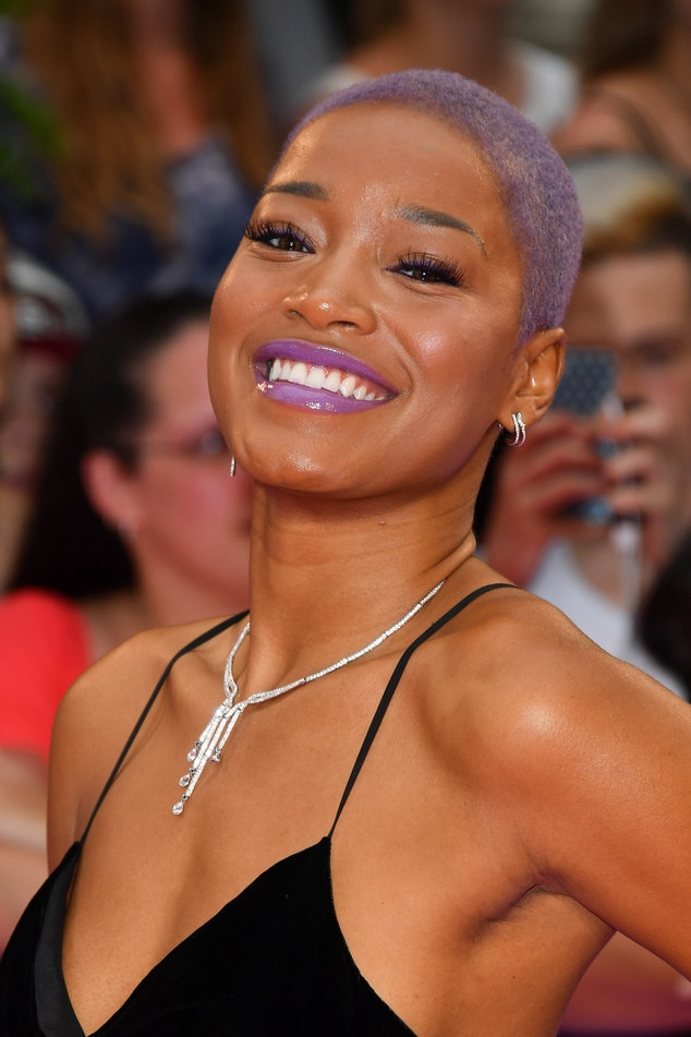 ESC: Hair Color, Keke Palmer