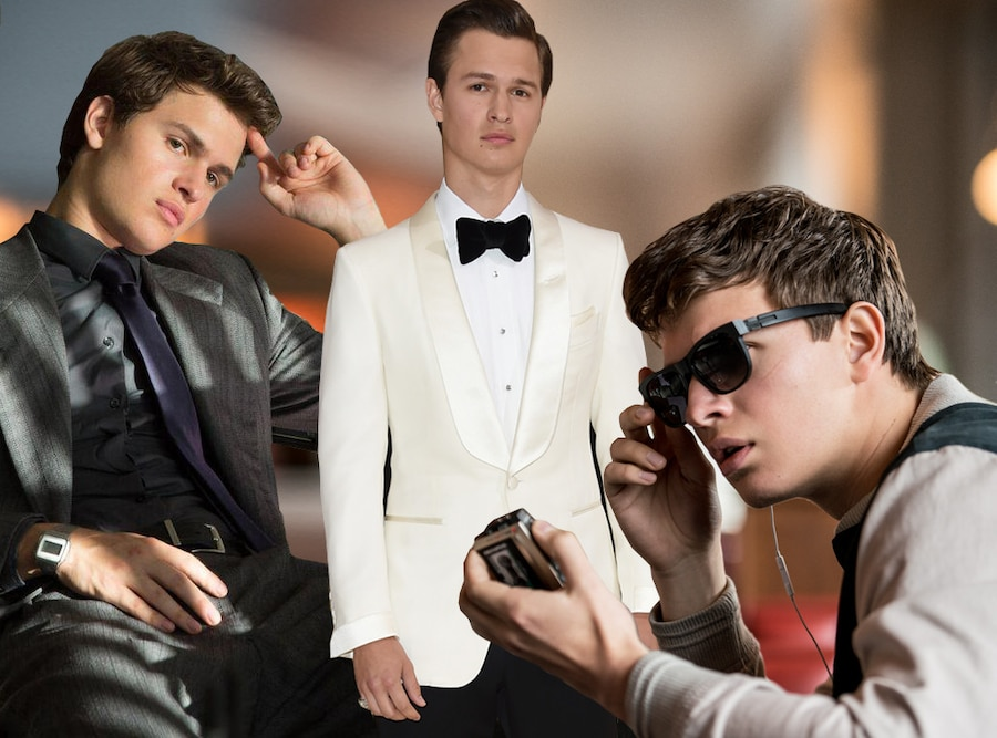 Ansel Elgort, Collage