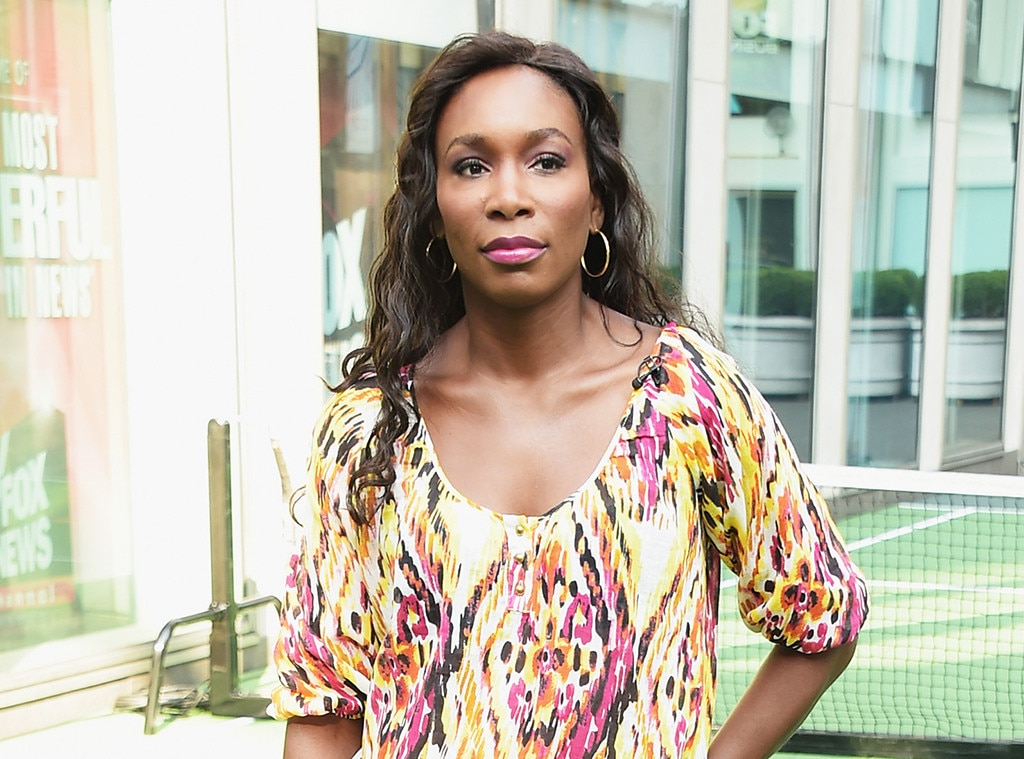 Venus Williams lawfully entered intersection before crash that left one man dead