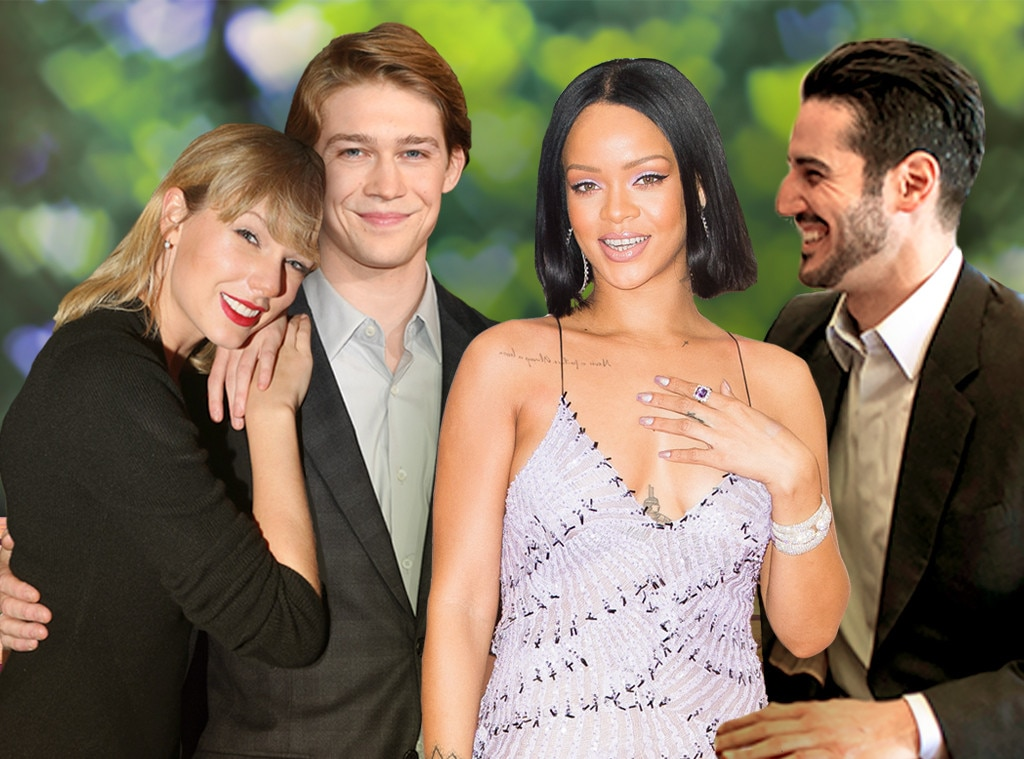 Summer Love, Rihanna, Hassan Jameel, Taylor Swift, Joe Alwyn