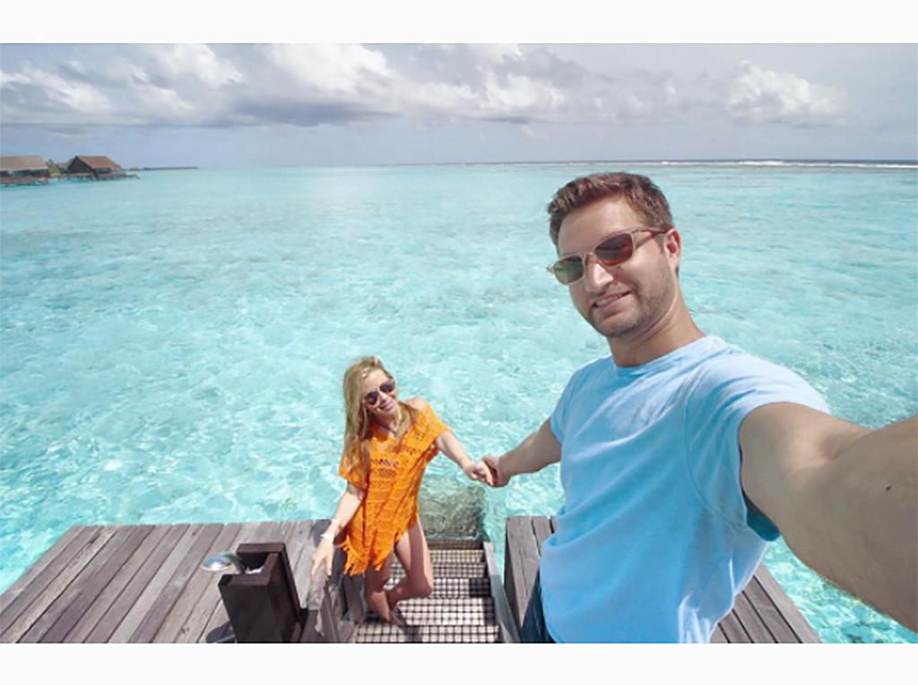 Tara Lipinski's Maldives Honeymoon Photos Will Have You ...